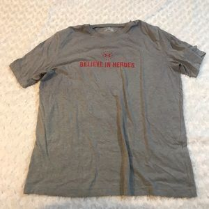 Under Armour Warriors Tee